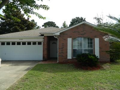 3 Bed 2 Bath Foreclosure Property in Niceville, FL 32578 - Armadillo Trl