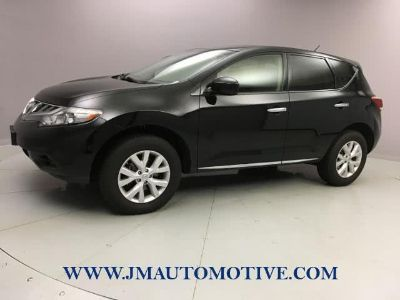 2011 Nissan Murano S (Super Black)