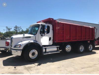 07 Freightliner dump truck