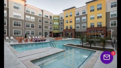 Sublease apartment the boundary @west end