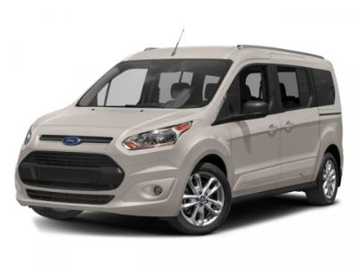 2018 Ford Transit Connect XLT (Silver Metallic)