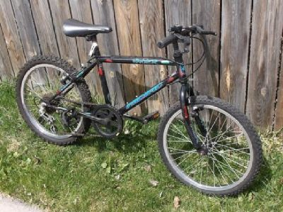 $45 Boy's 20? Pacific 'Hammer' 5 Speed Bicycle
