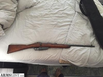 For Sale: Carcano 91/38 (7.35x51mm)