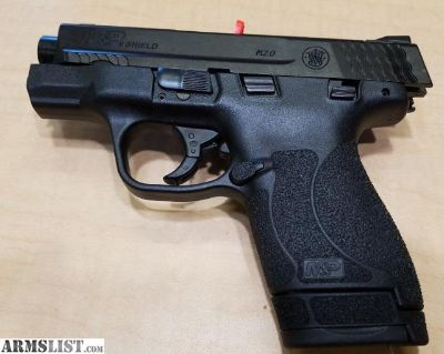 """For Sale: SMITH & WESSON SHIELD 2.0 9MM 3.1"""" 8RD TS"""