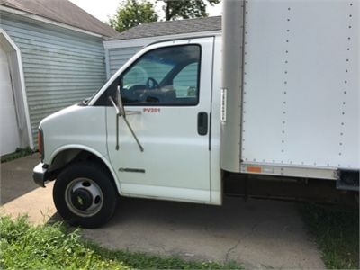 2002 Chevy 1 Ton Box Truck