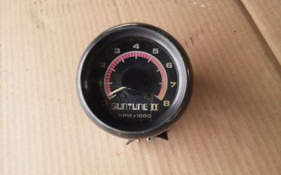 Sell Suntune II Tachometer motorcycle in Tucson, Arizona, United States