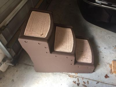 Like new Dog Stairs