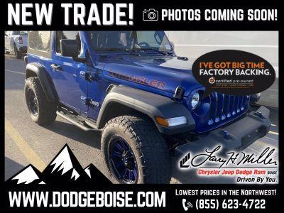 2018 Jeep Wrangler ()