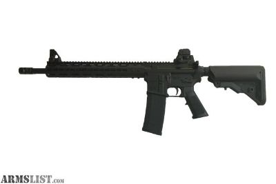 For Sale: Ledesma Arms Model 5 Top Load Rifle