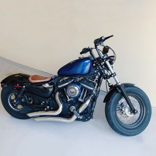 2012 Harley-Davidson FORTY-EIGHT XL1200X