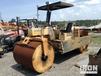 2005 (unverified) Bomag BW11AS Vibratory Double Drum Roller