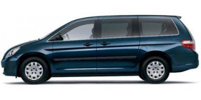 2006 Honda Odyssey LX (Silver)