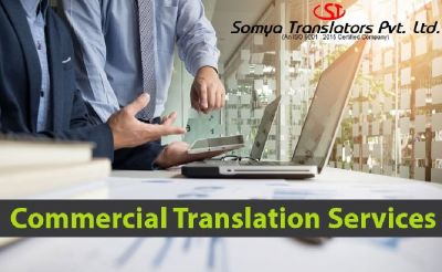 Commercial Translation Services in Delhi