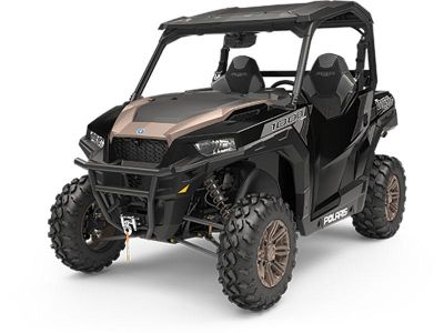 2019 Polaris General 1000 EPS Ride Command Edition Side x Side Utility Vehicles Broken Arrow, OK