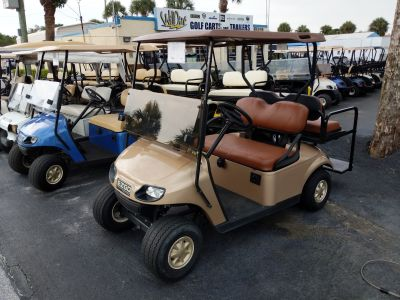 2015 E-Z-Go 4 Passenger TXT 48V Golf Golf Carts Fort Pierce, FL