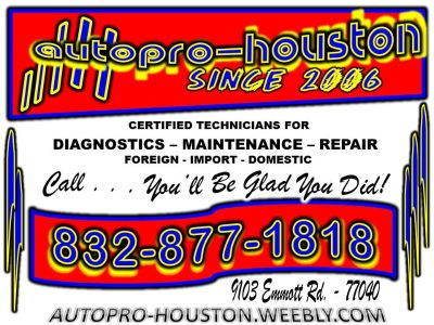 AC | Transmission | Engine | Electrical | Brake | Steering Repair