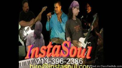 INSTASOUL LIVE SOUL BAND NEEDS BADASS BASS GUITAR PLAYERS! (Houston Texas)