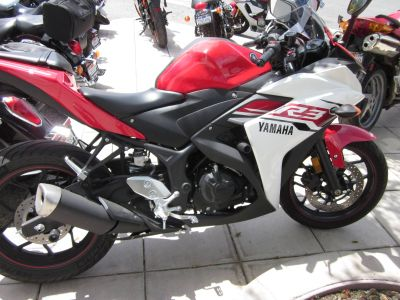2015 Yamaha YZF-R3 Sport Motorcycles Moorpark, CA