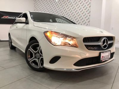 2018 Mercedes-Benz cla CLA 250 Coupe (Cirrus White)