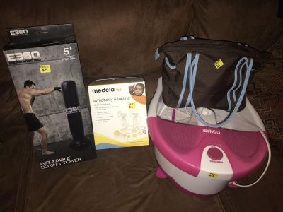 Electric Breastpump & Everything