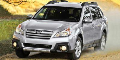 2014 Subaru Outback 2.5i Limited (Satin White Pearl)