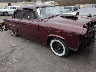 54 Ford Custom