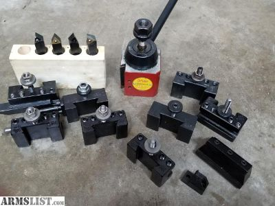 For Trade: Lathe Quick Change Tool Post