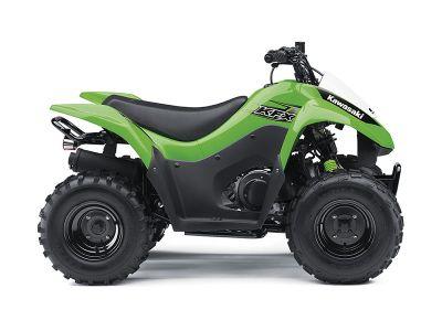 2017 Kawasaki KFX90 Kids ATVs Dimondale, MI