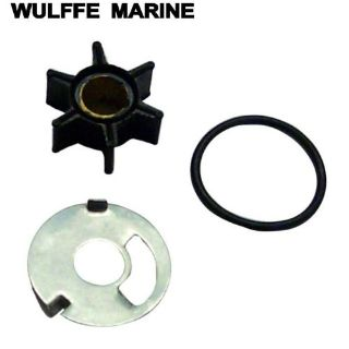 Find Water Pump Impeller Kit Mercury 4,4.5, 6, 7.5,9.8 hp .456 shaft 47-89981 18-3239 motorcycle in Mentor, Ohio, United States, for US $14.69