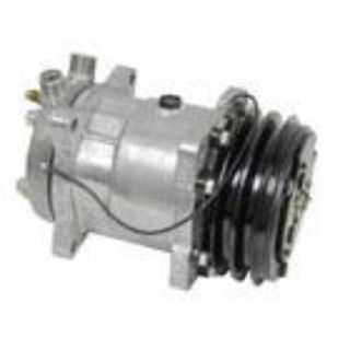 Sell NEW AC COMPRESSOR JEEP 85-87 CHEROKEE, 86 CJ7, 86-87 COMANCHE, 85 WAGONEER motorcycle in Garland, Texas, US, for US $148.45