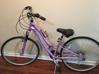 Women's Schwinn voyageur 21 - metallic purple