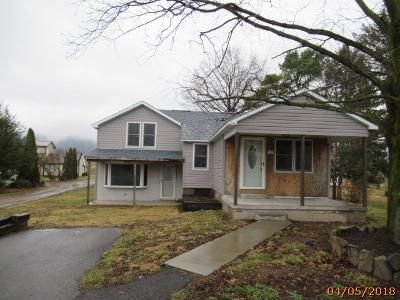 3 Bed 1 Bath Foreclosure Property in Valley View, PA 17983 - E Main St