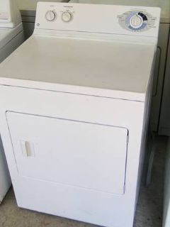 Dryer Whirlpool Maytag General Electric-Several Available