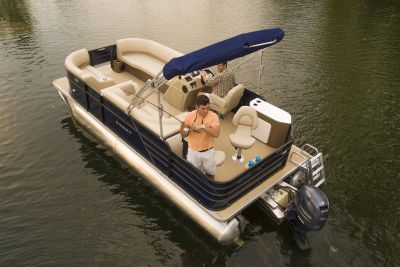 2019 Crest I Fish 220 SF Pontoon Boats Edgerton, WI