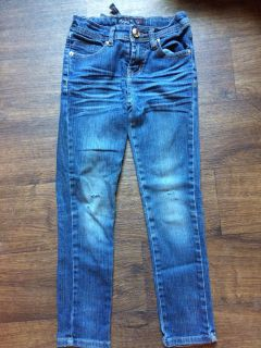 Girls 6x Crystal Vogue Jeans