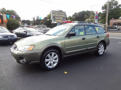 2007 Subaru Outback 2.5i Basic (Green)