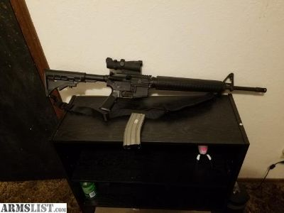 For Sale/Trade: Like new AR-15