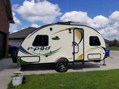 2015 Forest River R-Pod RP-178