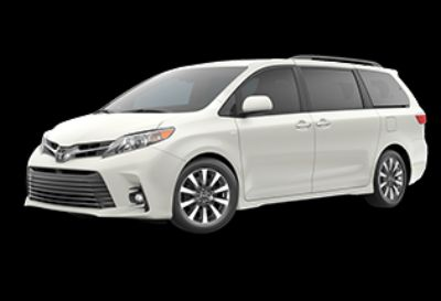 2019 Toyota Sienna XLE ()