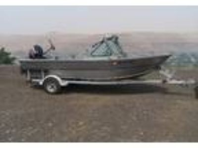 2005 Aluma-Weld Talon-17 Power Boat in Pendleton, OR
