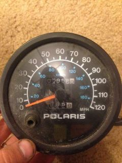 Buy Polaris Speedometer XC SKS RMK XLT Ultra 440 600 Supersport 3280254 3956 MILES motorcycle in Omro, Wisconsin, United States, for US $30.00