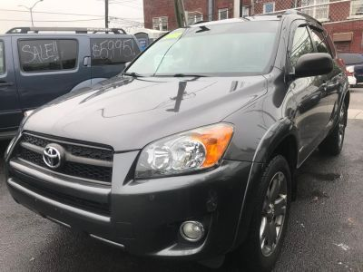 2012 Toyota RAV4 Sport (Magnetic Gray Metallic)