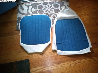 1973 Bug TMI Seat Covers New in The Box