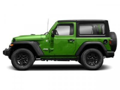 2019 Jeep Wrangler Sport S (Mojito! Clearcoat)