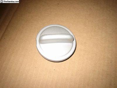 oil filler cap for aircooled motors