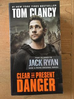 Clear and Present Danger by Clancy