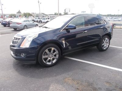 2010 Cadillac SRX Performance Collection (Blue)