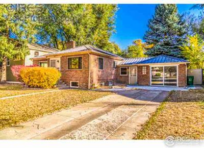520 S Grant Ave Fort Collins Five BR, Huge opportunity you can