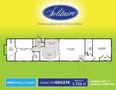 2br - Solitaire Homes