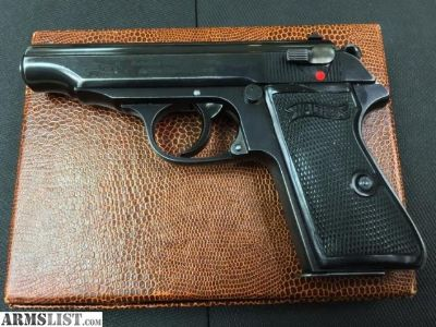 For Sale: 1938 Walther PP 7.65mm